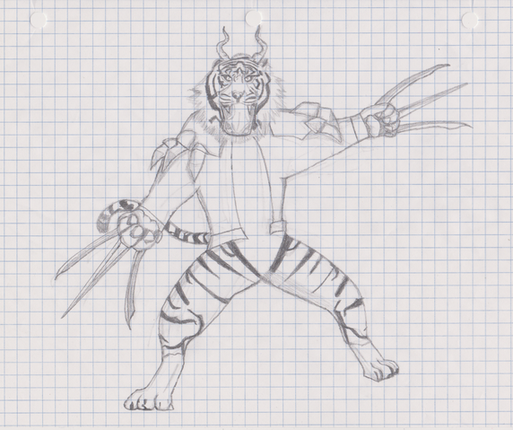 File:Damnel Tiger Sketch completed.png