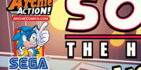 Archie Sonic the Hedgehog Issue 293