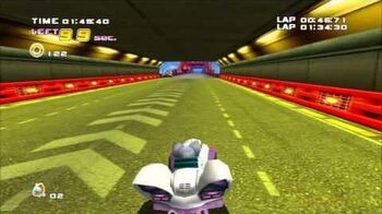 Sonic Adventure 2 (PS3) Route 280 Mission 3 A Rank