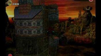 Sonic Adventure 2 Battle (GC) Pumpkin Hill Mission 2 A Rank
