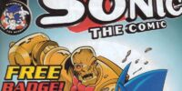 Sonic the Comic Issue 220