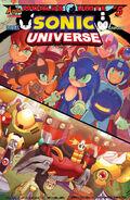 Sonic Universe -77 (original)