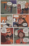 Sonic X issue 13 page 3