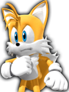 Sonic Rivals 2 - Miles Tails Prower 3