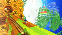 Tails, I don't care about you melon UFO