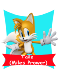 Tails card happy