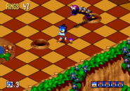 Sonic 3D Friendship Island