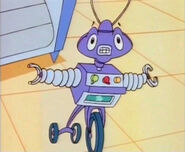 Robot from aosth
