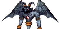 Gargoyle Djinn