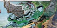 Goblin Flying Ship
