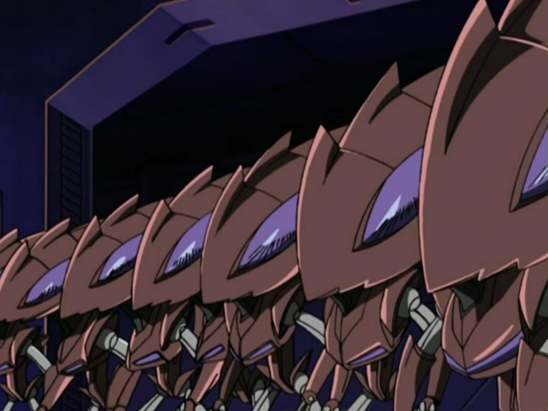 Sonic x screenshots sonic the hedgehog image sonic x episode 64 a - The Group Of Metarex Troopers