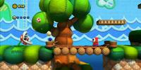 Yoshi's Island Zone