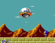 Ehh Eggman, that's just goofy, even for aliens