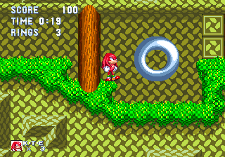 File:Knuckles is not interested of flashing donuts.png