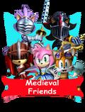 Medievil-friends