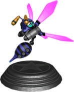 Sonic Generations Buzz Bomber Statue