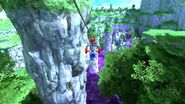 Sonic Generations Planet Wisp 3