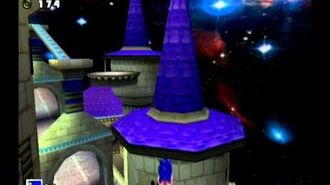Sonic Adventure DX (GC) Sonic - Twinkle Park Missions Level B and A
