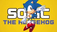 Sonic Mania - Sonic