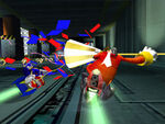 Sonic Riders - Dr. Eggman - Level 1