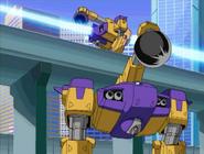 Ep15 Sonic destroying Toroles