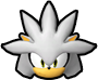 Sonic Runners Silver Icon