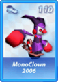 Card 110 (Sonic Rivals)