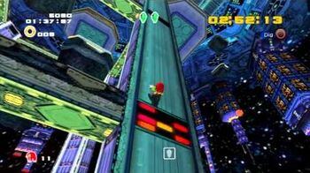 Sonic Adventure 2 (PS3) Meteor Herd Mission 4 A Rank