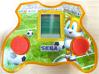 Tails Soccer Game