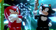 LEGO Dimensions Knuckles and Shadow