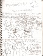 Cesar the Hedgehog Comic 03 Page 01
