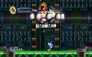 Flying Eggman Sonic the Hedgehog 4 Episode 1