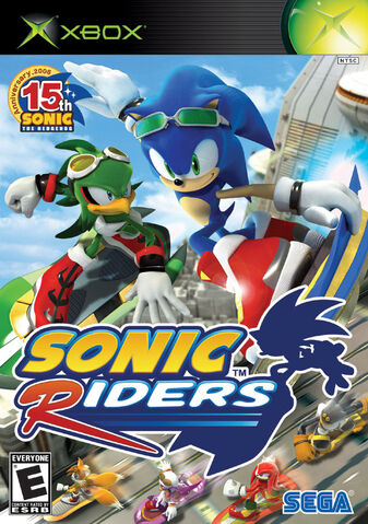 File:Sonic Riders (XBOX).jpg