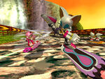 Sonic Riders - Rouge - Level 2