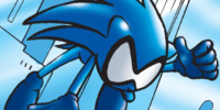Stealth the Hedgehog