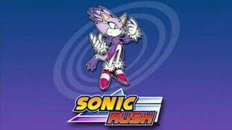 Sonic Rush Music Right There, Ride On (blaze)-0