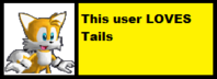 Userbox- Loves Tails