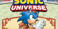 Archie Sonic Universe Issue 16