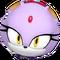 Sonic Free Riders - Blaze Icon