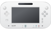 Wii U controller illustration
