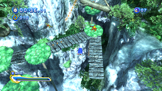 File:Sonic Generations @ Planet Wisp Homing Attack.png