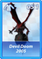 Card 051 (Sonic Rivals)
