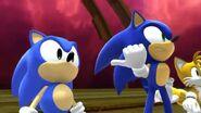 Modern & Classic Sonic