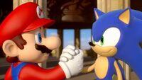 Mario & Sonic at London
