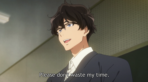 Please dont waste my time