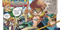 Archie Sonic the Hedgehog Issue 203