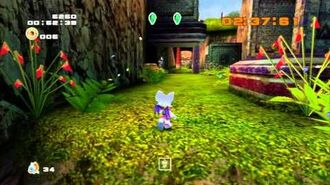 Sonic Adventure 2 (PS3) Dry Lagoon Mission 4 A Rank