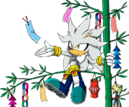 Sonic Channel - Silver the Hedgehog 2013
