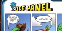 Archie Sonic Universe Issue 64