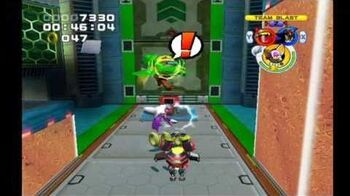 Sonic Heroes Power Plant (Team Dark)